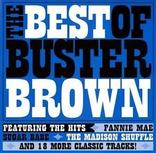 BUSTER BROWN - THE BEST OF BUSTER BROWN * NEW CD