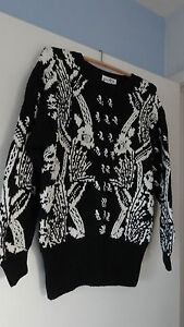 Hand Him Blue Tom Strikket Mint Crew Intricate savner Weave Ivory L Sweater Neck d5TqTwF