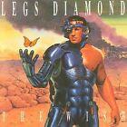 The Wish by Legs Diamond (Metal) (CD, Apr-2008, Nightmare Records)