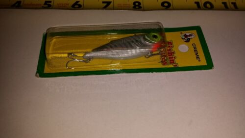 Creme Fishin/' Favorites Rattle Trap Crankbait 2 3//8 inches long Fishing Lure