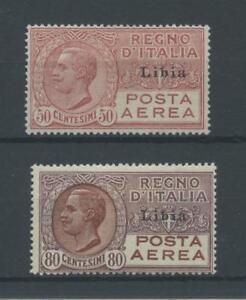 COLONIE LIBIA 1928-9 POSTA AEREA 2V. * tL3gr05C-07155729-179157429