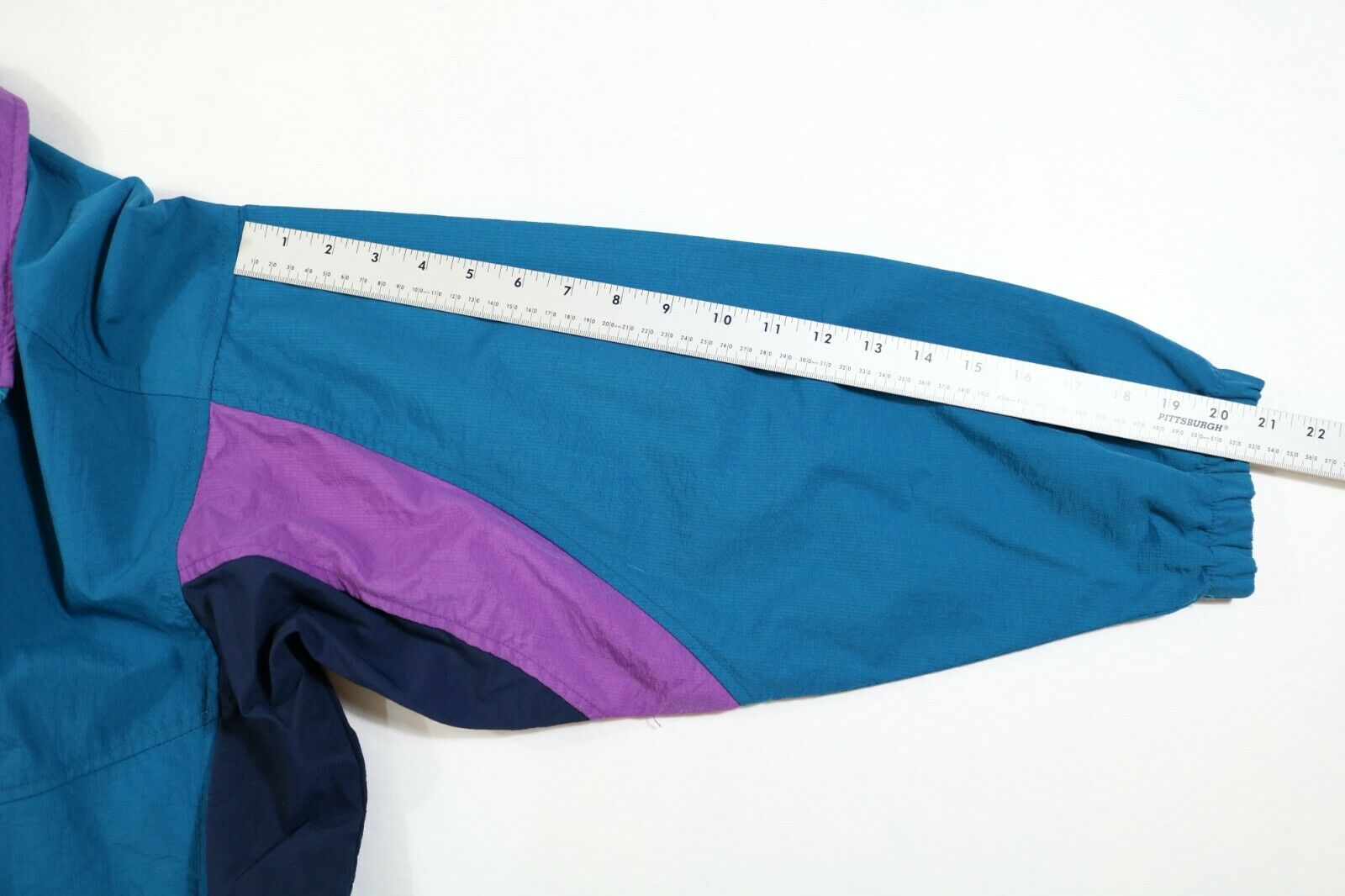 Vintage Columbia Pull Over Windbreaker Women's Half Zip Zip Zip Size XL e87e69