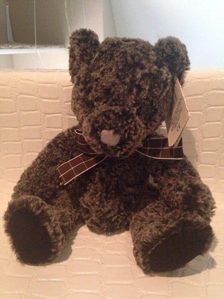 Russ Teddy Bear Bear Teddy Plush Deegan Berrie With Tag efc943