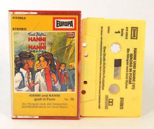 Hanni-amp-Nanni-Gross-In-Form-Nr-10-MC-Kassette-Europa