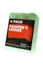 Wooster Brush R959-9 Painters Choice Roller Cover 3/8 Inch Nap 6-pack 9 in