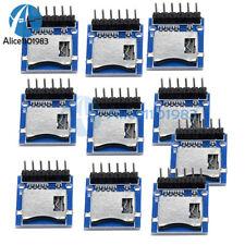 10pcs Tf Micro Sd Card Module Mini Sd Card Module Memory Module Arduino Arm Avr