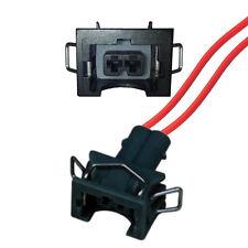 Pluggen injectoren - BOSCH EV1 LOW met kabel (FEMALE) connector plug verstuiver