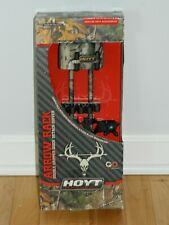 Hoyt Arrow Rack 4 Arrow Shorty Quiver Quick Detach Under Armour Ridge Reaper