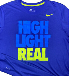 Civil Bolos bala  Camiseta Nike Dri-Fit Atlético Running Fitness Cuello Redondo Gráfico  Swoosh Hombre Talla XL | eBay
