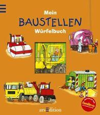 Mein Baustellen Würfelbuch ** Schauen - Überlegen - Würfeln ** arsEdition