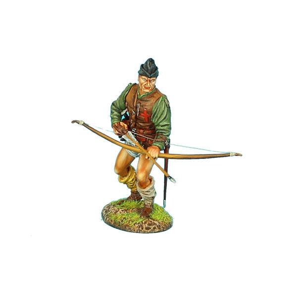FIRST LEGION MED024 English Archer Agincourt 1415
