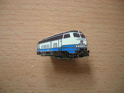 Pin Anstecker Diesellok BR 218 BR218 Zug Lok Eisenbahn 6015 Railway Lokomotive