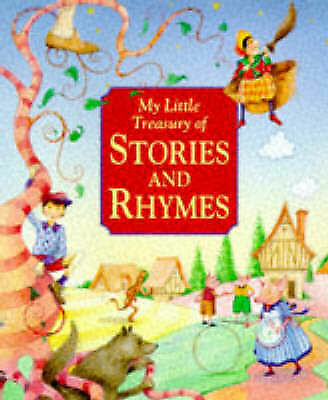 """""""AS NEW"""" My Little Treasury of Stories and Rhymes (Stories & Rhymes), , Book"""