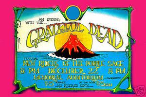 Psychedelic-Grateful-Dead-Sacramento-Memorial-Auditorium-Concert-Poster-1970