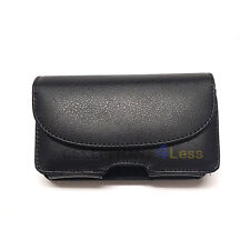 Horizontal Pouch Phone Case For Samsung Galaxy S3 S4 BB Z10 HTC M7 Sony Z1