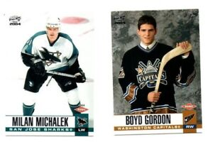 2003-04-PACIFIC-RC-10-ALL-395-999-MARC-ANDRE-FLEURY-ERIC-STALL-N-HORTON-MORE