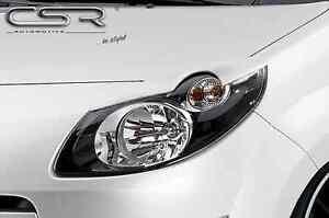 2 Eyelid Headlight Renault Twingo 2 Phase 1 03 2007 A 11 2011 Csr Ebay