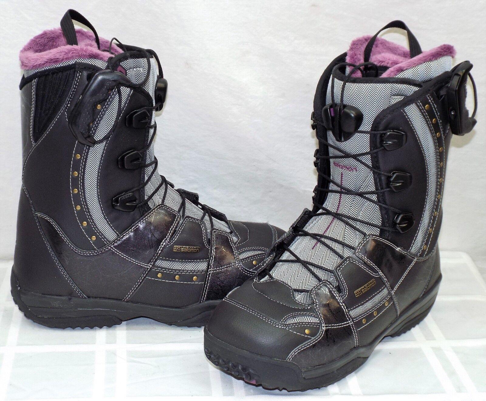 Salomon Kiana New Women's Snowboard Boots Size  9  hot sales