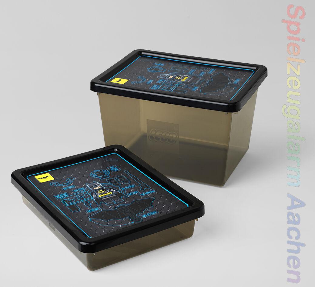 Lego Batman Movie Storage Box Set 18 L S 62 L Aufbewahrungsbox