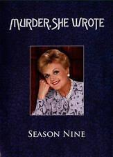 NEW - Murder, She Wrote: Season 9