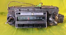 1965 Chevy Caprice Biscayne Impala AM/FM Multiplex Radio Tested Delco 65 ss pass