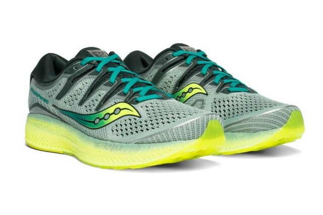 SAUCONY TRIUMPH ISO 5 Scarpe Running Uomo CUSHION A3 FROST TEAL S20462 37