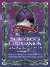 The Sorcerer's Companion : A Guide to the Magical World of Harry Potter by Allan Zola Kronzek and Elizabeth Kronzek (2010, Paperback)