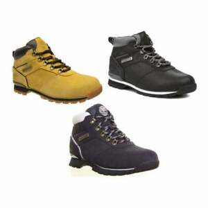 Details about Timberland Splitrock 2 Nubuck Mens Boots in Various Colours and Sizes