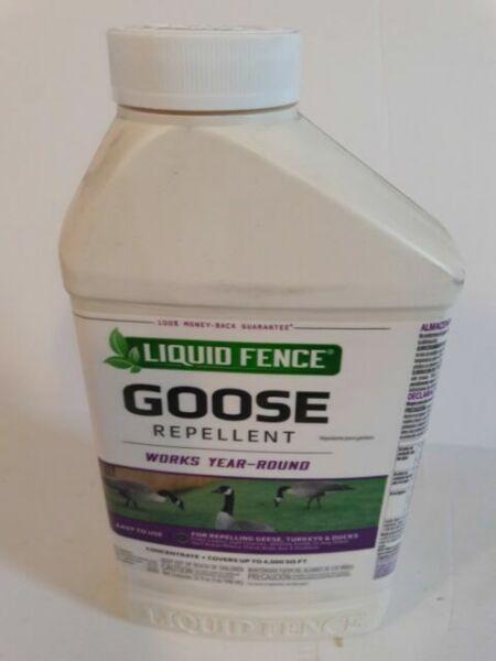 Liquid Fence Goose Repellent Spray, Ready-to-Spray, 1 ...