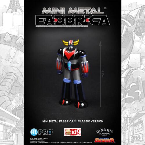 Goldorak figurine Mini Metal Fabbrica Classic 12 cm Grendizer 961742