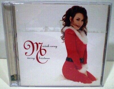 Mariah Carey Merry Christmas CD | eBay