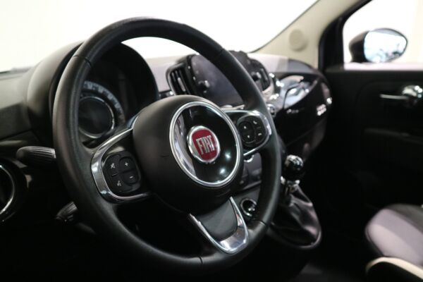 Fiat 500 1,2 Lounge - billede 3