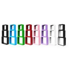 3-Set-mensole-a-parete-quadrate-pensile-libreria-vari-colori