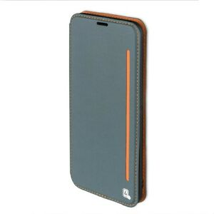 Custodia-Flip-per-Samsung-Galaxy-S8-G955-G955F-Protettiva-grigio-blu-arancione