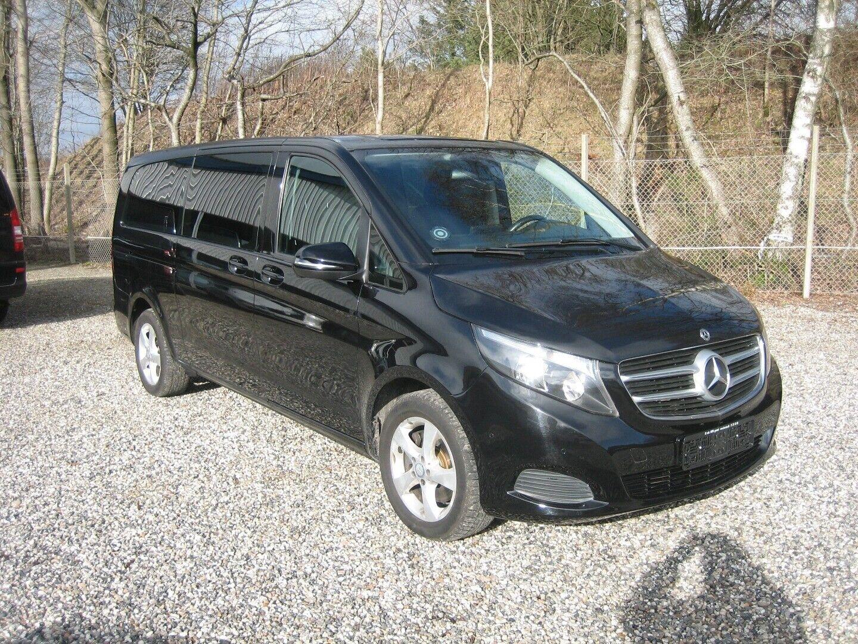 Mercedes V250 d 2,2 aut. ekstra lang - 520.000 kr.