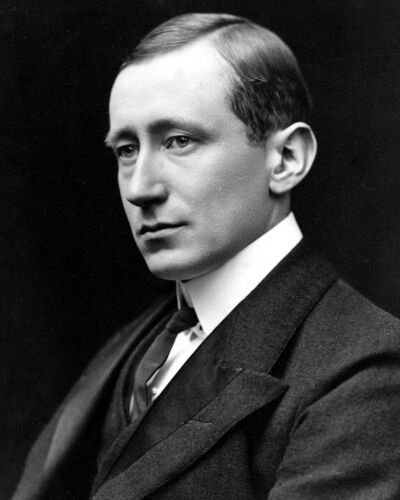 Italian Inventor and Wireless Radio Pioneer Guglielmo Marconi New 8x10 Photo