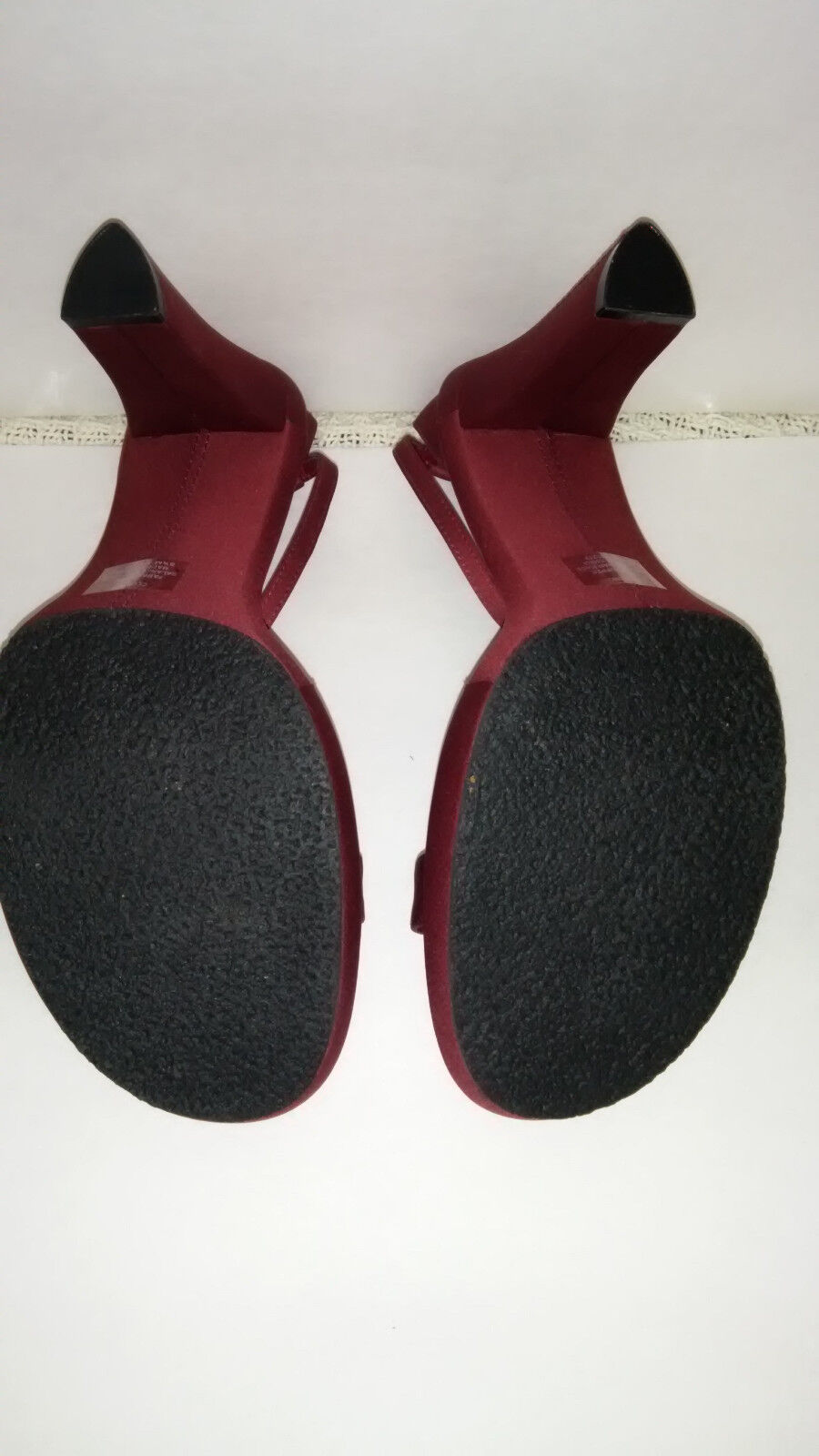 Kenneth Cole son son son acción Rojo Oscuro (elegantemente Enjoyado) - Zapatos de mujer: tamao 8 12 M 4927f5