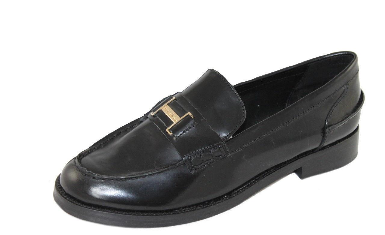 Braccialini Loafers Damen Schuhe Schuhe Slipper Loafers Braccialini Gr.36-40 278AB schwarz 27f911