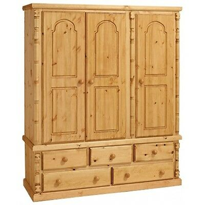 Handmade Ashley Furniture Antique Pine, Ashley Furniture Wardrobe Closet