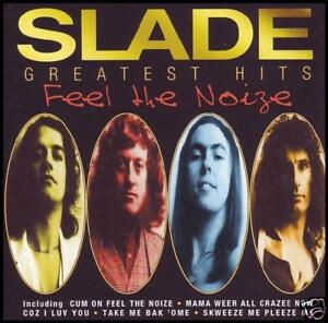 SLADE-FEEL-THE-NOIZE-GREATEST-HITS-CD-70-039-s-GLAM-NODDY-HOLDER-NOISE-NEW