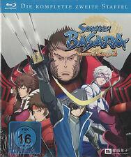 Sengoku Basara - Samurai Kings, Staffel 2, 2 Blu Ray Limited Edition, NEU & OVP