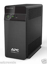 APC Back UPS BX600C-IN |600VA | 2 Years Warranty & VAT Bill