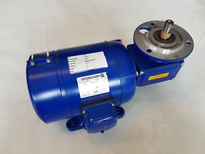Groschopp Getriebemotor  KM120-65     WK1131204   Neu