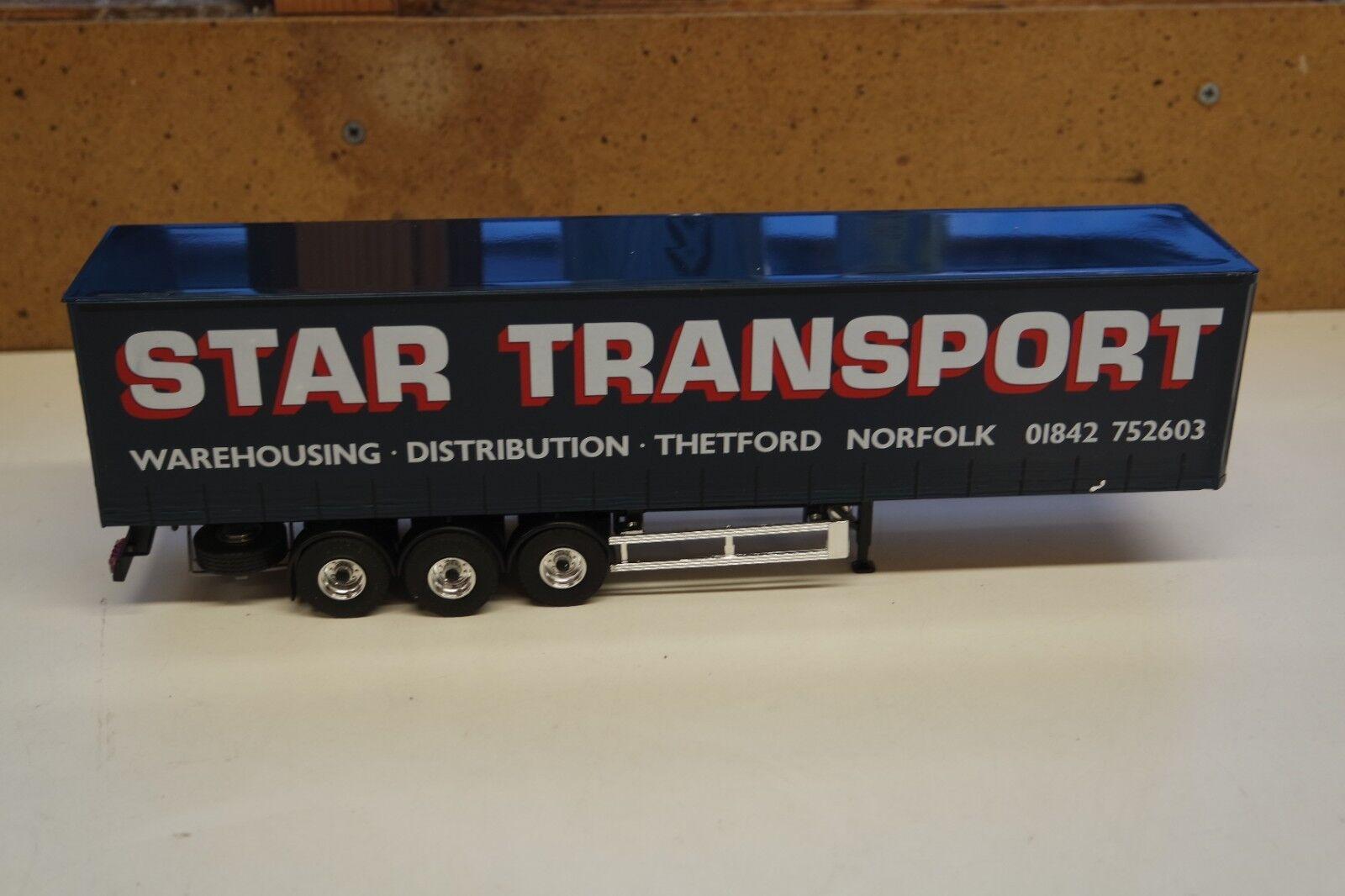 ELIGOR Search IMPEX DAF XF XF XF 105 62 TAUTLINER Star transport, 1 43, 113691 NEUF 6b9526