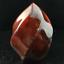 Natural-carnelian-flame-Shape-Quartz-Crystal-agate-torch-specimen-Healing-180g thumbnail 5