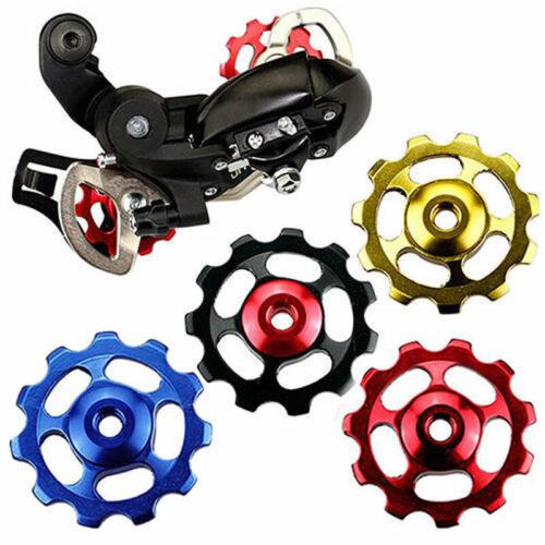 11T Bike Bicycle Jockey Wheel Rear Derailleur Bike Roller Gear Guide Pulley