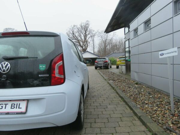 VW Up! 1,0 60 Move Up! BMT - billede 3