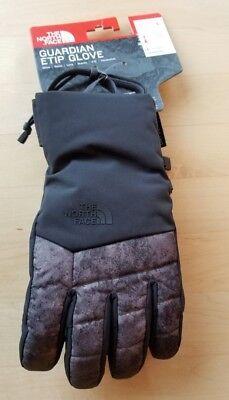 formazione scolastica lun laltro professionista  The North Face Guardian Etip TNF Black Men's Gloves New Size Large | eBay