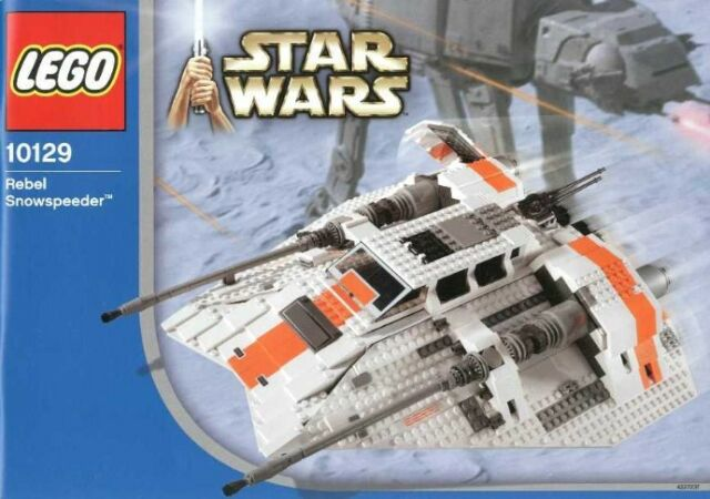 LEGO 10129 Star Wars Rebel Snowspeeder Ultimate Collectors Series - Complete