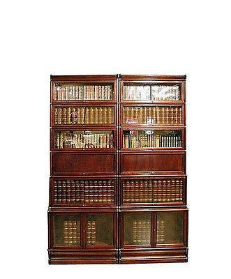 Regal Regalwand Bücherregal Studio Globe Wernicke schraubenlos Stecksystem(3216)